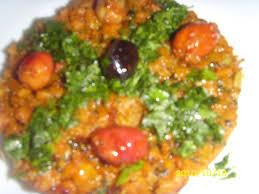 cuisine marocaine en arabe ma cuisine marocaine et d ailleurs par maman de salade
