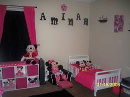 Minnie Mouse Bed Decor by Minnie Mouse Bed Rooms Aminah U0027s Minnie Mouse Room Girls U0027 Room
