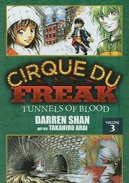 Cirque Du Freak Tunnels Of Blood Vol 3 By Darren Shan