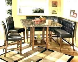 Corner Dining Room Table Formidable Sets Furniture