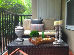 Apartment Deck Privacy Ideas Small Condo Patio Design Ideas