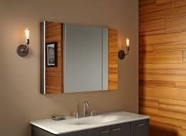 Kohler Tri Mirror Medicine Cabinet by Bathroom Medicine Cabinets With Lights Find This Pin And More On