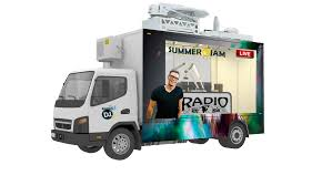 100 Truck Advertising Mobile Vehicle INX Events Productions