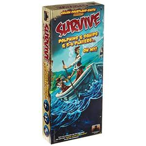 Stronghold Games Survive Dolphins and Squids and 5-6 Players