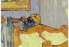 kunstdruck goghs schlafzimmer in arles