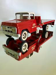 Pin By Curtis Frantz On Tonka Toys | Pinterest | Toy, Tonka Toys And ... Tonka 1958 Sportsman Stepside Toy Truck Camper With Trailer Last Builds Another Reallife Truck Autotraderca Feature Harrison Ftrucks 2016 Ford F150 Edition Classic Dump Big W Toyota Made A Reallife And Its Blowing Our Childlike Vintage Tonka Pickup Truck Grande Estate Auction 2013 Ford By Tuscany At Of Murfreesboro 888 Banks Power Youtube Set To Tour The Country On Board Restored 1955 Stake Hidden Hill Sales Vintage Pickup Blue And Red Pressed Steel Hot Street Rat Rod Custom John Deere My True Addiction