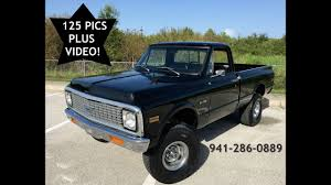 1971 CHEVROLET K10/C10 4X4 SHORTBED PICKUP FOR SALE - YouTube C10 Trucks For Sale 1971 Chevrolet Berlin Motors For Sale 53908 Mcg For Sale Chevy Truck Mad Marks Classic Cars Ck Cheyenne Near Cadillac Michigan Spring Texas 773 Vintage Pickup Searcy Ar Hot Rod Network 2016 Silverado 53l Vs Gmc Sierra 62l Chevytv C30 Ramp Funny Car Hauler Youtube Cars Trucks Web Museum Save Our Oceans
