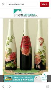 Decorative Wine Bottles Ideas by 1068 Best Bottle Crafts Images On Pinterest Bottle Crafts