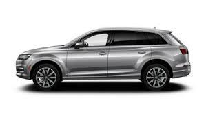 2018 Audi Q7 SUV quattro Price & Specs