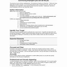 A Professional Resume Builder Showing A Resume For A Business
