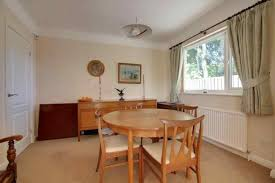 Dining Room Of Timms Close Formby Liverpool L37
