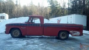 1967 Dodge D200 Cummins Turbo Diesel P-pump 5 Spd Chevy Ford Gmc