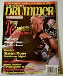 Smashing Pumpkins Drummer Audition by Modern Drummer Magazine Feb 1997 Danny Carey Curt Bisquera