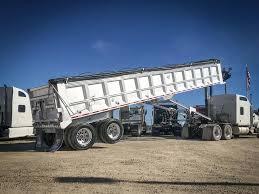 100 End Dump Truck USTS END DUMP Market