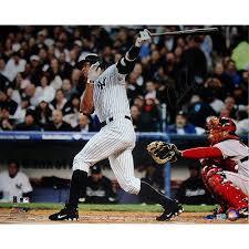 Alex Rodriguez Home Run vs Red Sox Horizontal 16x20
