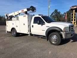 100 Trucks For Sale In Sc 2006 D F550 With IMT Dominator Service Utility Truck Body