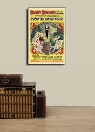antyki i sztuka 1905 houdini prison cell mystery vintage