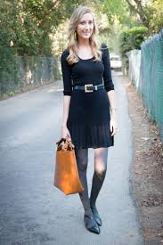 work idea the little black sweaterdress take 2 glamour