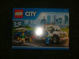 100 Lego City Tow Truck 60081 Pick Up Curios And Wonders