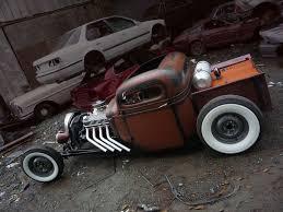 BangShift.com 1938 Chevy Hot Rod Pickup