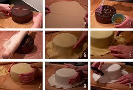 gateau pate d amande facile comment decorer un gateau d anniversaire avec de la pate d amande