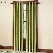 120 Inch Long Blackout Curtains by Tribeca Grommet Curtain Panels 84