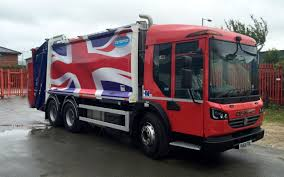 Brexit' Rubbish Truck Taken Out Of Service By Council Is 'political ...