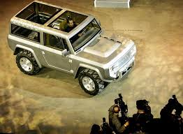 Concept Car Of The Week: Ford Bronco (2004) - Car Design News Ford Confirms New Ranger And Bronco For 2019 20 Confirmed By Uaw Deal Pickup Timeline Set Vehicles Wallpapers Desktop Phone Tablet Awesome 2018 Ford Truck Beautiful All Raptor 1971 Used 302 V8 3spd Interior Paint Details News Photos More Will Have A 325hp Turbocharged V6 Report Says 2017 6x6 First Drives Of Bmw Concept Svt Package Youtube Exterior Interior Price Specs Cars Palace