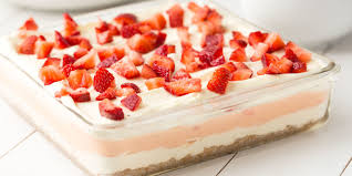 Pumpkin Cheesecake Layer Pie Recipe by Strawberry Cheesecake Lasagna Recipe Delish Com
