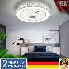 deckenventilator licht fernbedienung led blume le dimmbares schlafzimmer 220v