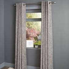 Thermal Lined Curtains Ireland by Eyelet Curtains Ready Made Eyelet Curtains Diy At B U0026q