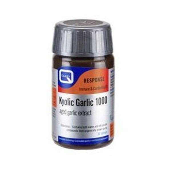 Quest Kyolic Garlic 1000mg - 60 Tablets