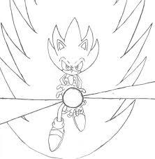 Super Sonic Kamehameha By SuperSonicSSJX
