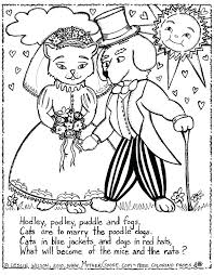 Full Image For Dog And Cat Coloring Pages Colouring Christmas Cats