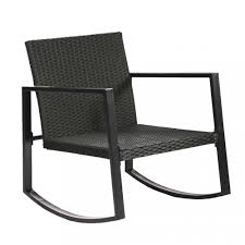 Factory Direct: 3Pc Outdoor Rocking Wicker Bistro Set | Rakuten.com Wicker Rocking Chair Grey At Home Windsor Black Rocker And End Table Set With Patio Resin Steel Frame Outdoor Porch Noble House Harmony With White 3pc Cushion Good Looking Glider Big Plans Sw Chairs Lounge Dark Brown Amazoncom Cloud Mountain 3 Piece Bistro Decorating Rockers Gliders Coral Coast Casco Bay