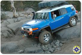 FJ Cruiser Lift Options Explained | Overland Adventures And Off-Road