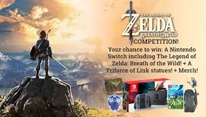 the legend of zelda switch competition