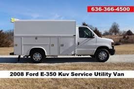 Ford E350 Utility Van