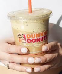 Pumpkin Swirl Iced Coffee Dunkin Donuts by Facts About Dunkin U0027 Donuts Coffee Popsugar Food