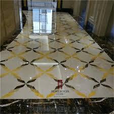 Luxury Marble Floor Design