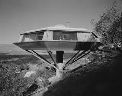 100 John Lautner Houses AD Classics Malin Chemosphere Residence ArchDaily