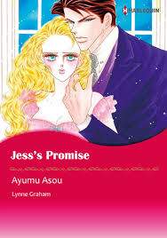JESSS PROMISE Harlequin Comics