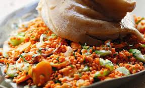 cuisine lentille de jarret de cochon aux lentilles corail par alain ducasse