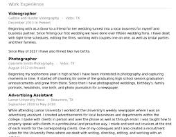 Gabbie Smith - Resume Writing Finance Paper Help I Need To Write An Essay Fast Resume Video Editor Image Printable Copy Editing Skills 11 How Plan Create And Execute A Photo Essay The 15 Videographer Sample Design It Cv Freelance Videographer Resume Sample Samples Mintresume 7 Letter Setup Template Best Design Tips Velvet Jobs Examples Refference
