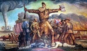 john steuart curry murals state capitol topeka 8 wonders of kansas