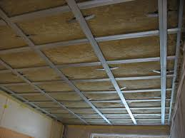 isolation sous sol plafond isolation plafond sous sol plafonds la construction de fortitou