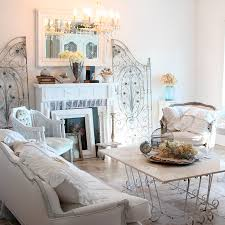 wie ein wohnzimmer im shabby chic stil einrichtet