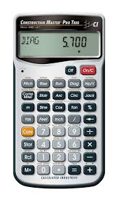 Drop Ceiling Calculator Home Depot by Amazon Com Calculated Industries 4080 Construction Master Pro