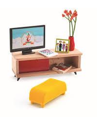 wohnzimmer tv room in bunt