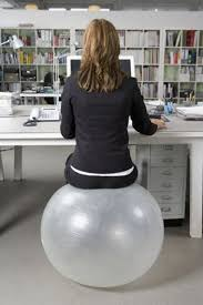 Stability Ball Desk Chair by Exercise Balls Belong In A Gym Not The Workplace U003e Roeding Insurance
